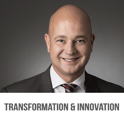 Expert for digital transformation and innovation Andreas Niese