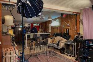 Music and repetition studio Berlin The Boss Hoss