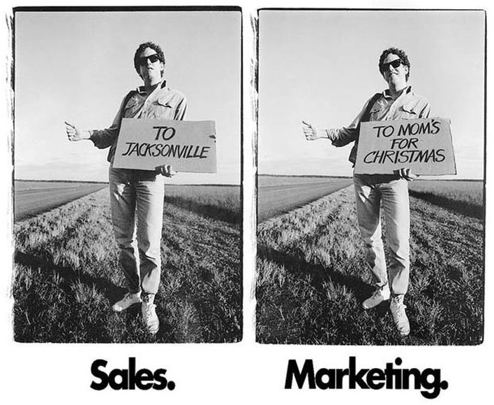 """""""To Jacksonville"""" = Sales. 