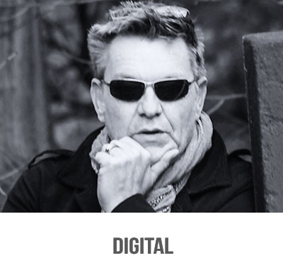 Dirk Hardenbicker expert for all things digital at DAILY BREAD